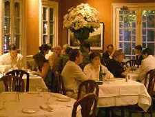 Dining Room at Bayona, New Orleans, LA