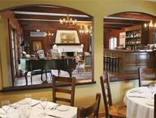 Dining Room at La Provence, Lacombe, LA