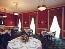 Dining Room at Galatoire's, New Orleans, LA
