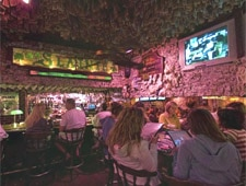 Dining room at McGuire's Irish Pub, Pensacola, FL