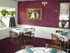 Dining room at THIS RESTAURANT HAS CHANGED LOCATIONS Anthony's, Tallahassee, FL