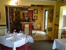 Dining room at Cafe Tango, Santa Rosa Beach, FL