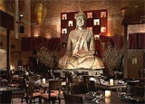 Dining room at Tao, New York, NY