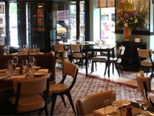 Dining Room at Marseille, New York, NY