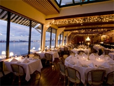 Dining Room at The Water Club, New York, NY