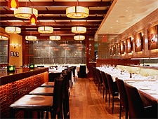 Dining room at THIS RESTAURANT IS CLOSED Fiamma, New York, NY