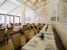Dining room at Pampano, New York, NY