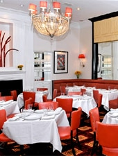 Dining Room at David Burke Townhouse, New York, NY