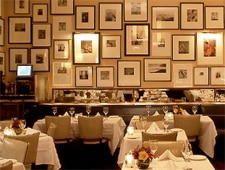 Dining room at Ocean Grill, New York, NY