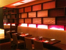Dining room at Saigon 48, New York, NY