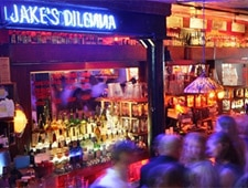 Dining room at Jake's Dilemma , New York, NY
