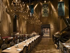 Dining room at Buddakan, New York, NY