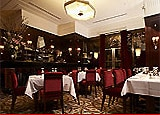 Dining room at Brasserie Ruhlmann, New York, NY