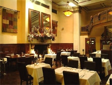 Dining room at Benjamin Steakhouse, New York, NY