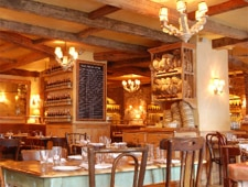 Dining Room at Morandi, New York, NY