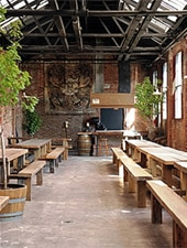 Radegast Hall & Biergarten, Brooklyn, NY