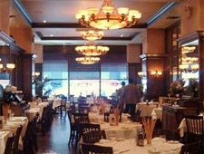 Dining room at Bobby Van's Grill, New York, NY