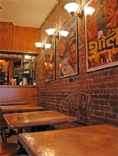 Dining Room at The Kati Roll Company, New York, NY