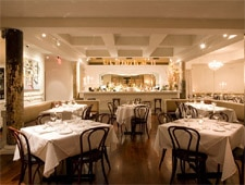 Dining room at THIS RESTAURANT IS CLOSED Bistro Bagatelle, New York, NY