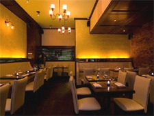 Dining room at Yerba Buena Cocina Latina, New York, NY