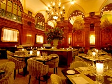 Dining room at THIS RESTAURANT IS CLOSED The Oak Room, New York, NY