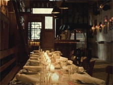 Dining room at Macao Trading Co., New York, NY