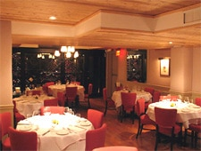 Dining room at Fiorini, New York, NY