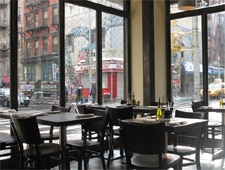 Dining room at San Marzano, New York, NY