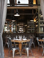 Dining Room at Locanda Verde, New York, NY