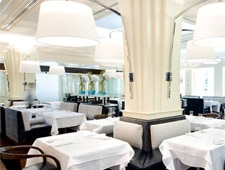 Dining room at Oceana, New York, NY