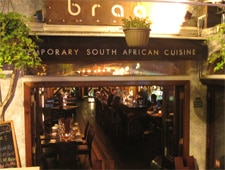 Dining Room at Braai, New York, NY