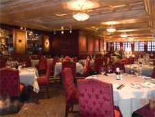 Dining room at Uncle Jack's Steakhouse, New York, NY