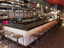 Terroir Tribeca, a hot spot for happy hour in NYC