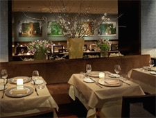 Dining Room at Ai Fiori, New York, NY