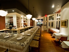 Dining Room at Spasso, New York, NY