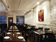 Dining room at Empellon Taqueria, New York, NY