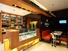 Calvisius Caviar Lounge, New York, NY