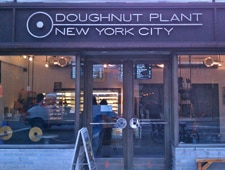 Dining Room at Doughnut Plant, New York, NY