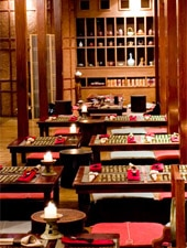 Dining Room at HanGawi, New York, NY