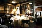 Dining room at Patroon, New York, NY