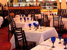 Dining room at Circo, New York, NY