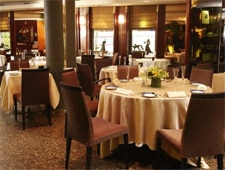 Dining Room at Petrossian, New York, NY