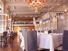 Dining room at Blue Water Grill, New York, NY