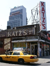 Dining Room at Katz
