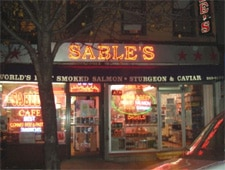 Sable's Smoked Fish, New York, NY