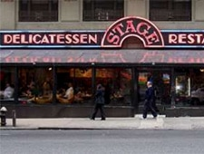 THIS RESTAURANT IS CLOSED Stage Delicatessen, New York, NY