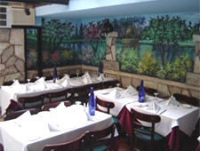 Dining room at Cafe Espanol, New York, NY