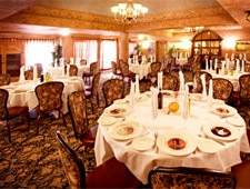 Dining Room at Antonello Ristorante, Santa Ana, CA