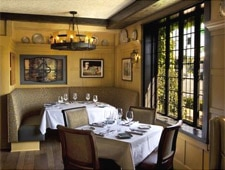 Dining Room at Five Crowns, Corona Del Mar, CA