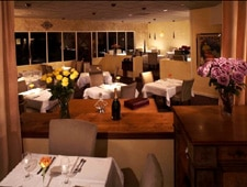 Dining room at THIS RESTAURANT IS CLOSED Tradition by Pascal, Newport Beach, CA